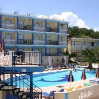 Christina Apartmanház - Zakynthos (Tsilivi) Busszal, Repülővel vagy Egyénileg