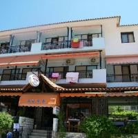 Avra Apartmanház - Chalkidiki, Sarti Busszal
