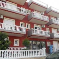 Andromeda Apartmanház - Paralia Busszal