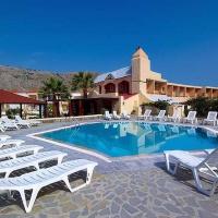 Sun Beach Hotel *** Lindos