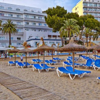 Hotel Flamboyan/Caribe **** Mallorca