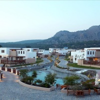Hotel Lindian Village ***** Rodosz, Kiotari