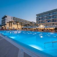 Hotel Apollo Beach **** Rodosz, Faliraki