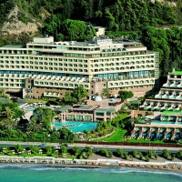 Amathus Beach Hotel *****Rodosz, Ixia