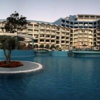 Hotel Atrium Platinum Spa & Convention Resort ***** Rodosz, Ixia