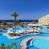 Hotel Atrium Platinum Spa Resort ***** Rodosz, Ixia