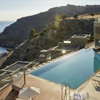 Hotel Lindos Blu ***** Rodosz, Lindos