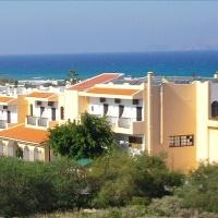 Hotel Galini *** Kréta, Anisaras