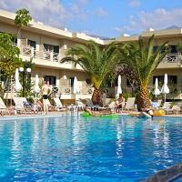 Solimar Ruby Hotel **** Kréta, Malia
