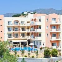 Hotel Nereides****- Karpathos, Pigadia Repülővel
