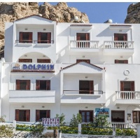 Dolphin apartmanház - Karpathos, Pigadia