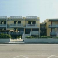 Hotel Zantina ** Kréta, Rethymno