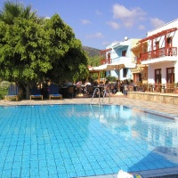 Hotel Paloma Garden *** Kréta, Stalis