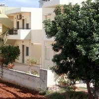 Irini Apartmanház - Kréta, Stalis