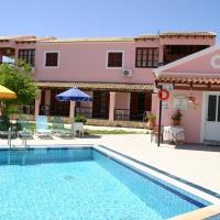 Billy & Sandra Apartmanhotel - Korfu, Sidari