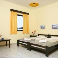 Kaissa Beach Hotel-Apartments *** Kréta - repülővel