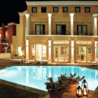 Grecotel Plaza Spa Apartments **** Kréta, Rethymno