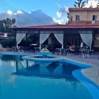 Hotel Venus Beach *** Kréta, Gerani