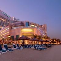 Hotel Beach Rotana ***** Abu Dhabi (Wizzair járattal)