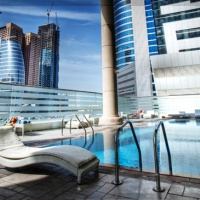 Byblos Hotel Tecom **** Dubai (Wizzair járattal)