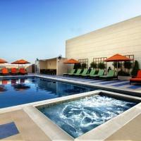 Cosmopolitan Hotel **** Dubai (különleges Emirates ajánlat)