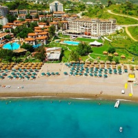 Hotel Justiniano Deluxe Resort ***** Alanya
