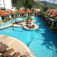 Bangkok **** 2/3 éj és 7/9/12 éj Hotel Beach Terrace *** Krabi (Egy átszállással)