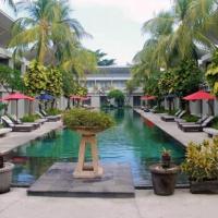 Hotel The Oasis Kuta ** Kuta Beach (szilveszter)