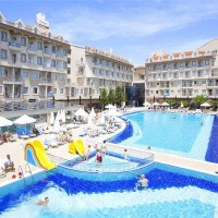 Diamond Beach Hotel & Spa ***** Side