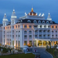 Side Royal Palace Hotel & Spa ***** Side