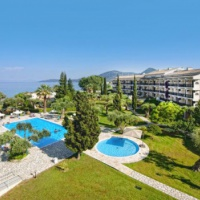 Delfinia Hotel **** Korfu, Moraitika