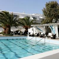 Aphrodite Beach ***+ Mykonos (bécsi indulással)