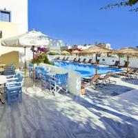 Alexandra Beach ** Santorini (bécsi indulással)