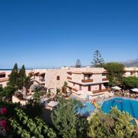 Hotel Cactus Beach **** Kréta-Heraklion, Stalis