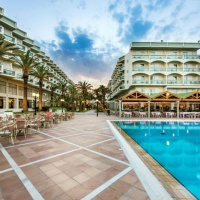 Apollo Beach Hotel **** Rodosz