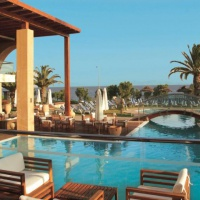Hotel Oceanis **** Rodosz, Trianta-Ixia