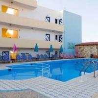 Blue Dream Hotel *** Nyugat-Kréta, Rethymno