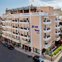 Hotel Jo-An Palace - Kréta, Rethymnon