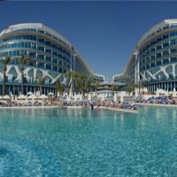 Hotel Vikingen Infinity Resort & Spa ***** Alanya