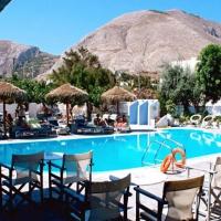Alia Hotel *** Santorini (bécsi indulással)