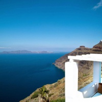Agali Houses Hotel **** Santorini (bécsi indulással)