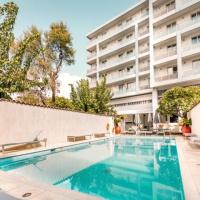 Smartline Aquamare Hotel **** Rodosz, Rodosz város