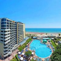 Hotel Bellevue Beach **** Napospart