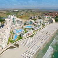 Hotel Sunset Resort ***** Pomorie