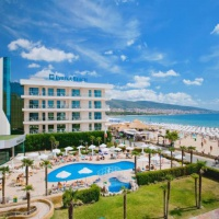 Hotel Dit Evrika Beach Clubhotel **** Napospart