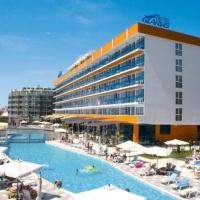 Hotel Glarus Beach **** Napospart