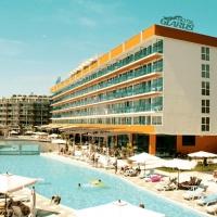 Hotel Glarus Beach *** Napospart