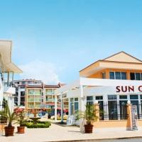 Hotel Sun City *** Napospart