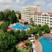Hotel Alba **** Napospart,Burgasz