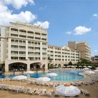 Hotel Alba **** Napospart